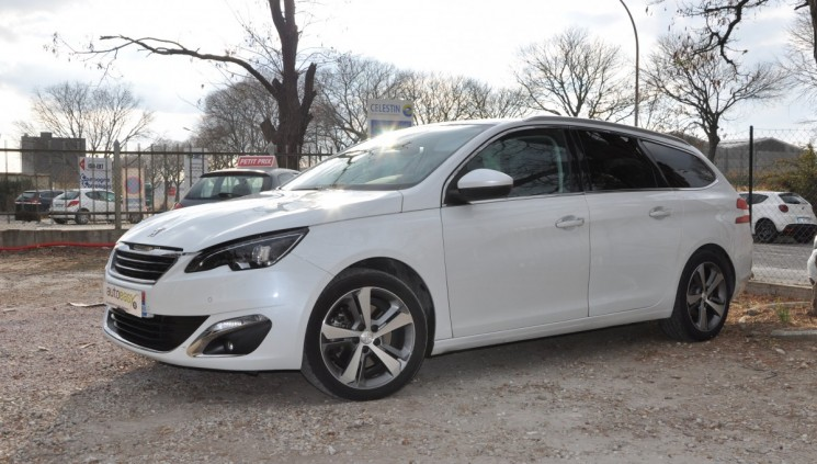 peugeot 308 sw 2 0 150 bluehdi fap allure to 1main autoeasy. Black Bedroom Furniture Sets. Home Design Ideas