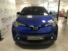 toyota c hr 1 8 chr 122 ch hybride 1 re main gps autoeasy. Black Bedroom Furniture Sets. Home Design Ideas
