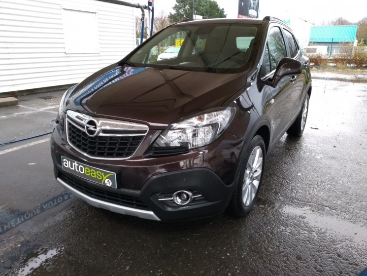 voiture opel mokka 1 7 cdti 130 4x4 cosmo ecoflex occasion diesel 2015 42300 km 13990. Black Bedroom Furniture Sets. Home Design Ideas