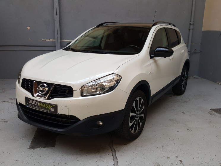 voiture nissan qashqai connect edition 130 occasion diesel 2013 81688 km 15490 m con. Black Bedroom Furniture Sets. Home Design Ideas