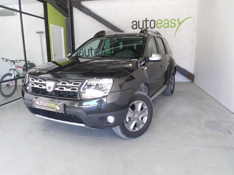voiture dacia duster 1 5 dci 110 prestige gps attelage occasion diesel 2015 12000 km. Black Bedroom Furniture Sets. Home Design Ideas