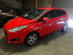 FORD FIESTA 1.0 ecoboost 100 edition+GPS 1ERE MAIN