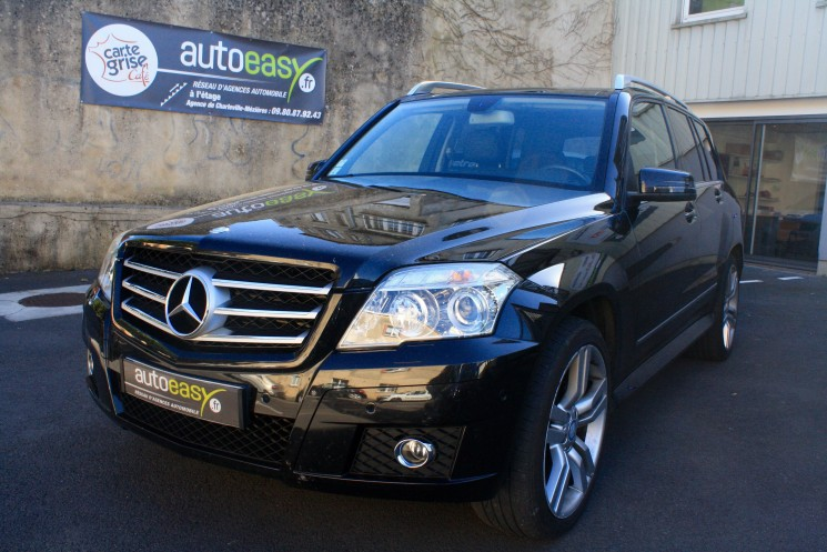 mercedes classe glk 320 cdi 7g 4 matic luxe sport autoeasy. Black Bedroom Furniture Sets. Home Design Ideas