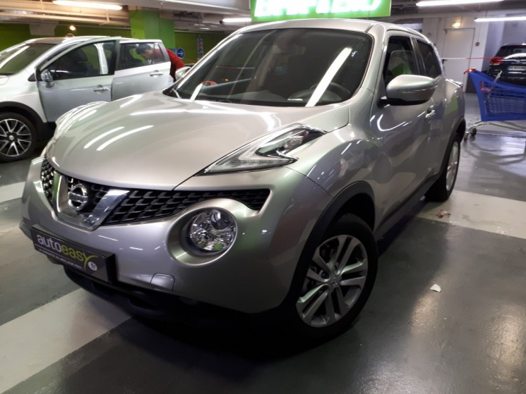 nissan juke 1 5 dci 110 acenta 3300 kms autoeasy. Black Bedroom Furniture Sets. Home Design Ideas