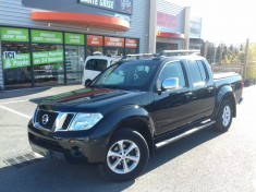 NISSAN NAVARA 4WD Pickup Doule Cab 2.5 DCi 190 Ch
