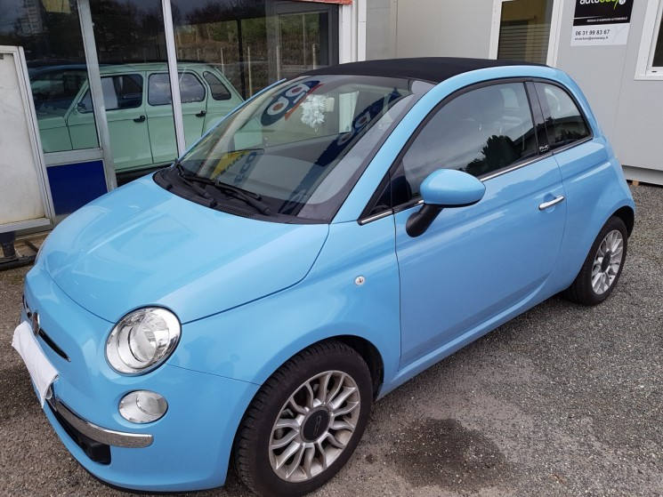 fiat 500 c cabriolet 1 3 mjtd 95 lounge s s 500c autoeasy. Black Bedroom Furniture Sets. Home Design Ideas