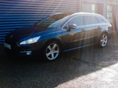 PEUGEOT 508 2.2 HDI SW 204 ch GT FULL OPTIONS