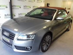 AUDI A5 Cabriolet 2.7 V6 TDI 190ch Ambition Luxe