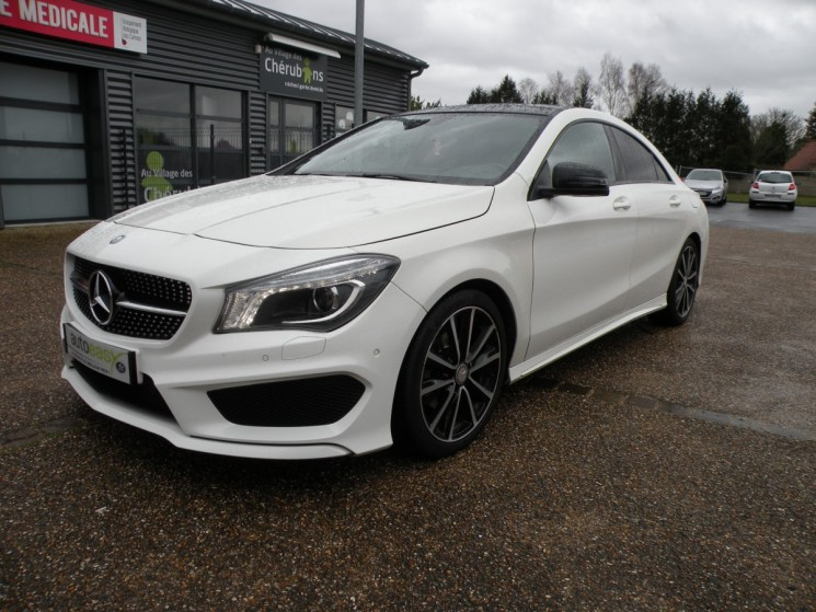 mercedes cla 220 cdi fascination mercedes cla 220 cdi 177 cv 7g dct fascination dream13cars. Black Bedroom Furniture Sets. Home Design Ideas