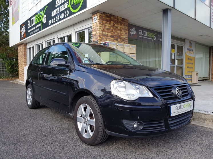 voiture volkswagen polo iv 1 4 tdi 70 united 3p occasion