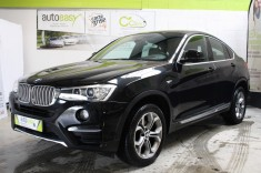 BMW X4 xDrive20dA X-line Cuir GPS TO 1ere Main