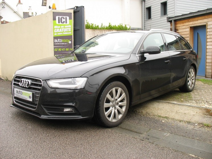 audi a4 avant 3 0 v6 tdi ambition luxe to gps cuir autoeasy. Black Bedroom Furniture Sets. Home Design Ideas