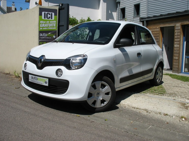 renault twingo iii 1 0 sce 70 5 portes 2200 km autoeasy. Black Bedroom Furniture Sets. Home Design Ideas