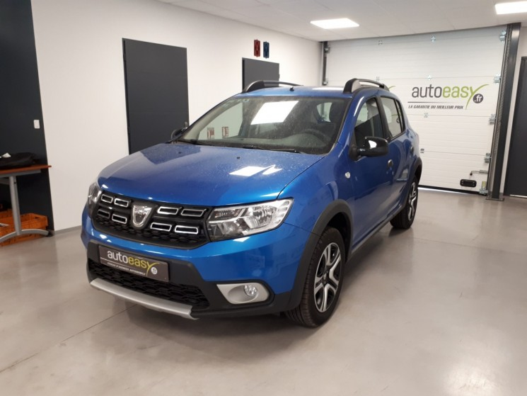 dacia sandero 1 5 dci 90 ch advance autoeasy. Black Bedroom Furniture Sets. Home Design Ideas