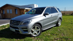 MERCEDES CLASSE M ML 350 Fascination 7G-Tronic+