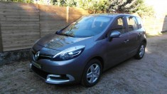 RENAULT SCENIC BUSINESS DCI 110 gps