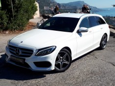 MERCEDES CLASSE C BREAK 200 D SPORTLINE PACK AMG
