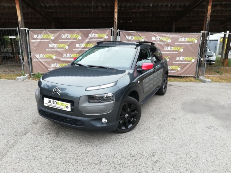 citroen c4 cactus 1 2 puretech 110 ch shine autoeasy. Black Bedroom Furniture Sets. Home Design Ideas