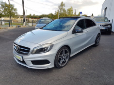 MERCEDES CLASSE A 200 CDi FASCINATION  AMG BVA