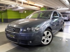 AUDI A3 2.0 TDI 140 AMBITION LUXE 90800 KMS