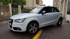 AUDI A1 1.6 TDI 90 cv Sportback Ambition Luxe