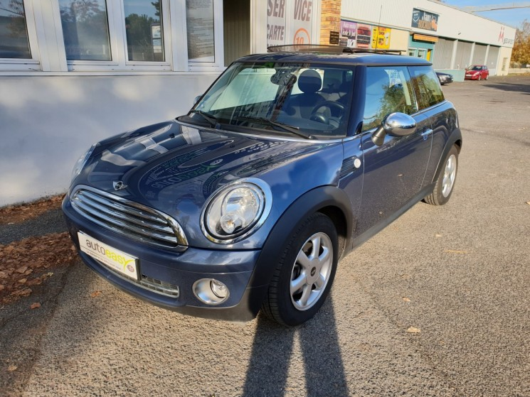 mini mini 1 4 one 95 pack salt bva 37000 kms autoeasy. Black Bedroom Furniture Sets. Home Design Ideas