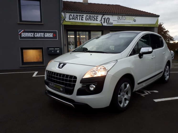 peugeot 3008 1 6 hdi112 premium pack 97 000kms autoeasy. Black Bedroom Furniture Sets. Home Design Ideas