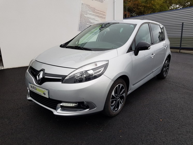 renault scenic iii phase 2 1 6 dci 130 cv bose autoeasy. Black Bedroom Furniture Sets. Home Design Ideas