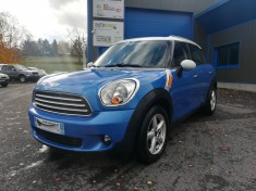 MINI MINI COUNTRYMAN 1.6d 112ch Pack Chili GPS