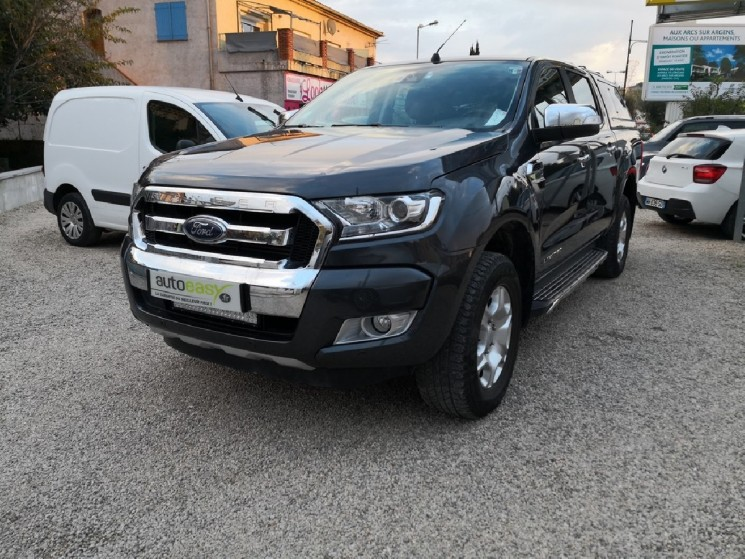 ford ranger 3 2 tdci 200 cv limited double cabine autoeasy. Black Bedroom Furniture Sets. Home Design Ideas
