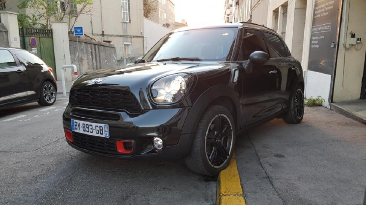 MINI MINI COUNTRYMAN 2.0 sd 143 cv all 4