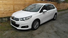 CITROEN C4 BLUE  HDI 100   5 places