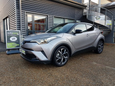 TOYOTA C-HR 1.8 HYBRID GRAPHIC PACK PREMIUM