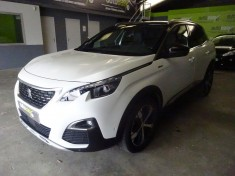 PEUGEOT 3008 II 2.0 HDI 150 GTLINE+OPTIONS
