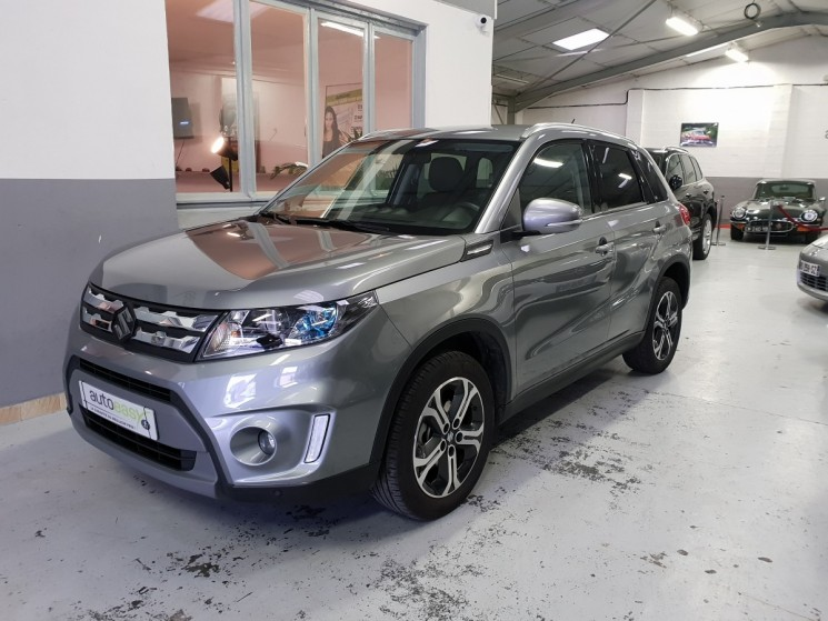 suzuki vitara 1 6 vvt pack allgrip 11800 kms autoeasy. Black Bedroom Furniture Sets. Home Design Ideas