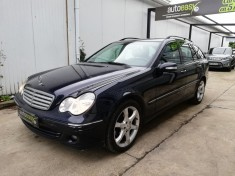 MERCEDES CLASSE C BREAK 220 CDI PACK BVA