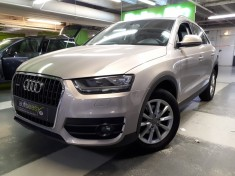 AUDI Q3 2.0 TDI 177 QUATTRO BUSINESS 84500 KMS