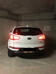 KIA SPORTAGE 1.7 CRDI 115 ACTIVE - CAMERA