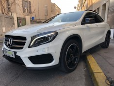 MERCEDES CLASSE GLA 200 cdi 136 cv fascination amg