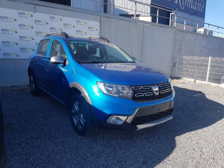dacia sandero tce 90 ch stepway prix solde 0km autoeasy. Black Bedroom Furniture Sets. Home Design Ideas