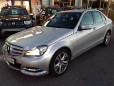 MERCEDES CLASSE C 220 CDi 170 Ch Executive 7G-Tron