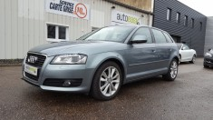 AUDI A3 Sportback 2.0 TDI 140 ch  Ambition Luxe