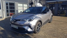 TOYOTA C-HR 122 H GRAPHIC - PACK SPORT - GPS