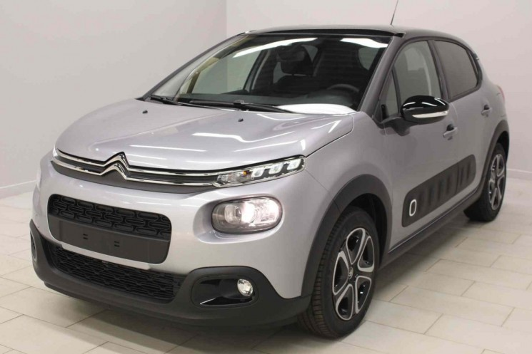 CITROEN C3 pure tech 82 SHINE GPS+OPTIONS