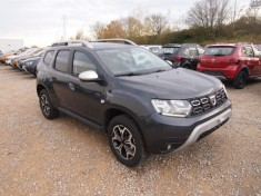 DACIA DUSTER 1.5 dci 115 PRESTIGE+OPTIONS  NEUF