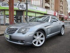 CHRYSLER CROSSFIRE 3.2 V6 218 LIMITED 132MKM