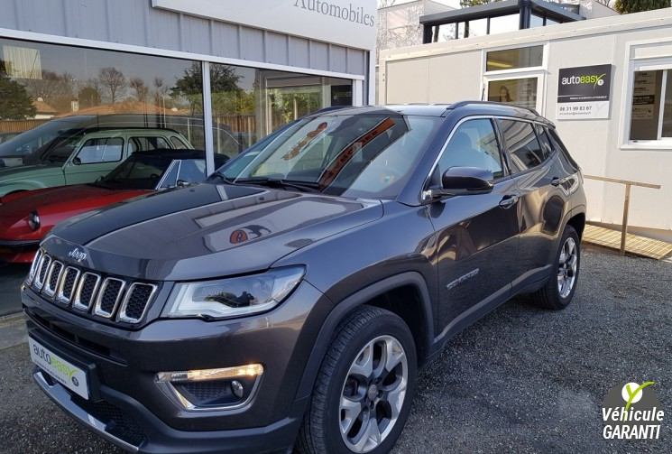 JEEP COMPASS 2.0 MULTIJET II 140 CV LIMITED BA