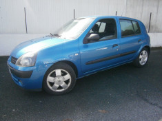 RENAULT CLIO II 1.5 DCI 85 CH 1ère main
