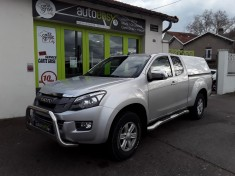ISUZU D-MAX 2.5 TDI 165 4WD SIMPLE CABINE