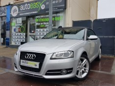 AUDI A3 cabriolet 2.0 TDI 140 ch  Ambition Luxe